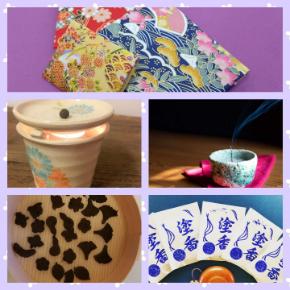 お香パティシエJP 日本の伝統 お香