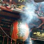 お財布香作りの前の開運の神社仏閣巡り
